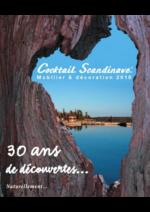 Catalogues et collections Cocktail Scandinave : Le catalogue Mobilier & décoration 2016