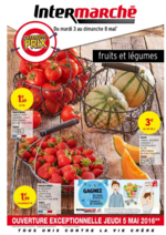 Promos et remises  : Spécial fruits et légumes