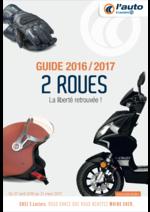 Guides et conseils L'auto E.Leclerc : Guide 2016-2017 : 2 roues