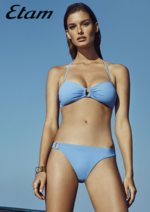 Catalogues et collections Etam Prêt-à-porter : Lookbook Maillots de bain printemps été 2016
