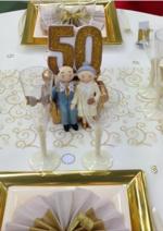 Promos et remises  : Table du mercredi : noces d'or