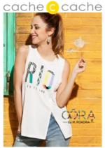 Promos et remises  : Le lookbook Oôra by M.Pokora