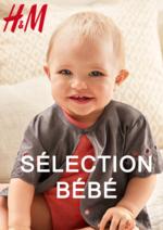 Catalogues et collections H&M : Le lookbook sélection bébés