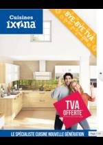 Prospectus Ixina : Bye-bye TVA*