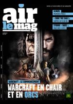 Journaux et magazines Mc Donald's : Air le Mag du mois de Mai 2016