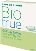 Promos et remises Optical Center : Les lentilles Bioture One Day à 55€ au lieu de 67€