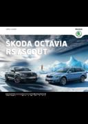 Catalogues et collections Distributeurs Skoda PARIS : Optez pour la Skoda Octavia RS Scout
