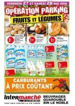 Prospectus Intermarché Super : Opération parking ! Fruits et légumes