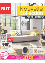 Prospectus BUT : Nouvelle collection prix de lancement