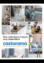 Catalogues et collections Castorama : Nos collections maison vous ressemblent