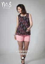 Catalogues et collections MS mode : Feuilletez le lookbook