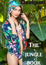 Catalogues et collections Desigual : Lookbook The Jungle book