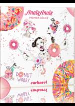 Promos et remises Nocibé Parfumerie : -30% sur le coffret Premier Délice d'Anaïs