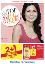 Promos et remises  : Au top de ma beauté