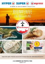 Prospectus Super U : Bienvenue en Bretagne
