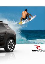 Catalogues et collections Citroen : Découvrez la Citroën C4 Cactus Rip Curl