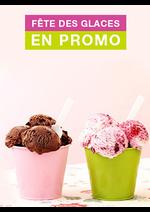 Promos et remises  : Fête des glaces en promo