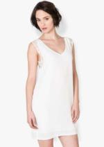 Promos et remises Gemo : -70% sur la robe droite en crepe