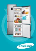 Promos et remises  : Exclusivité mag : réfrigérateur Samsung 100€ d'économie