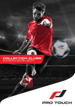 Catalogues et collections Intersport : Collection Clubs saison 2016-2017