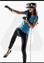 Catalogues et collections Boulanger : Le casque de réalité virtuelle HTC Vive
