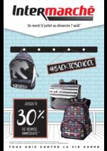 Prospectus Intermarché Hyper : #Back to school