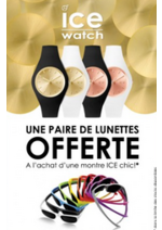 Promos et remises  : Vos montres Ice Watch au coeur des tendances !