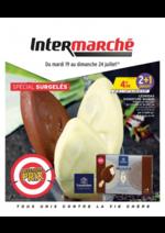 Prospectus Intermarché Super : Spécial surgelés