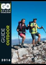 Promos et remises  : Guide Outdoor 2016