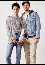Catalogues et collections Levi's : Vos t-shirts, débardeurs et sweats préférés