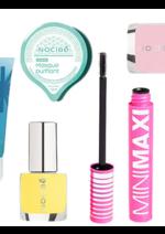 Bons Plans Nocibé Parfumerie : 2 produits Nocibé achetés = le 3ème offert