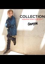 Promos et remises  : Nouvelle Collection Automne-Hiver Garçon