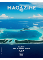 Journaux et magazines Air France : Le magazine du mois d'août 2016