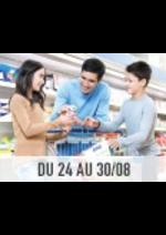 Promos et remises  : Les courses de la rentrée