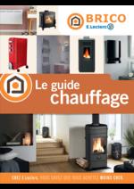 Prospectus E.Leclerc : Le guide chauffage
