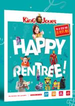 Promos et remises  : Catalogue Happy Rentrée 2016