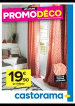 Prospectus Castorama : Les Jours Promo Déco