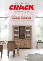 Catalogues et collections Meubles Crack : Meubles et cuisines