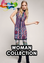 Catalogues et collections Desigual : Lookbook Woman collection