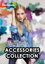 Catalogues et collections Desigual : Lookbook Accessories collection