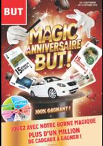 Promos et remises  : Magic anniversaire But