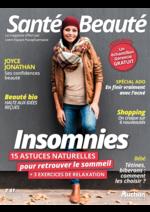 Journaux et magazines Auchan : Santé & beauté