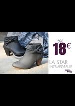 Promos et remises Chauss Expo : La star intemporelle
