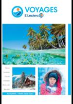 Promos et remises  : Consultez la brochure automne hiver 2016-2017