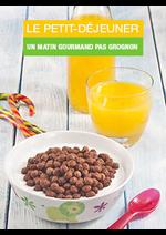 Bons Plans Monoprix : Le petit-déjeuner, un matin gourmand pas grognon