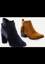 Catalogues et collections La Halle aux Chaussures : Découvrez la collection femme