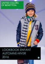 Promos et remises  : Lookbook enfant automne hiver 2016-2017