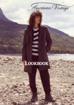 Catalogues et collections American Vintage : Lookbook homme automne hiver 2016-2017