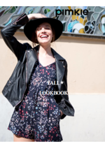 Catalogues et collections Pimkie : Lookbook automne 2016