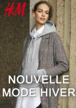 Catalogues et collections H&M : Le lookbook femme Nouvelle mode d'hiver